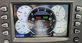 Merlin Dashboard Screen