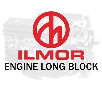 Block, Long Block Red 6.0L