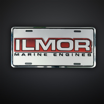 Ilmor Marine Engines License Plate