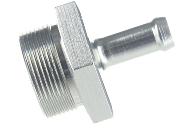 Block, Drain, M28 x 10mm Barb