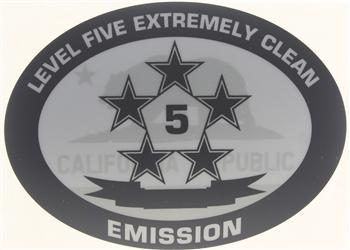 Label, 5 Star