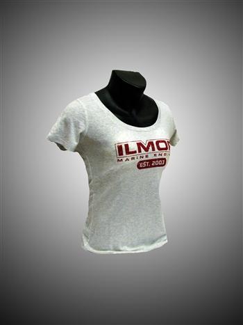 Women's Ilmor Marine Engines Scoop T-Shirt