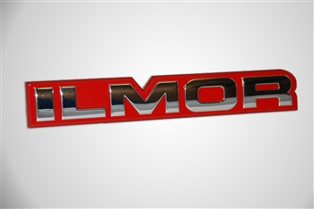 Decal, Ilmor Intake, Red