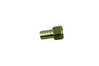 "Fitting, Barb    5/8""HX1/2""""NPT Female Brass"