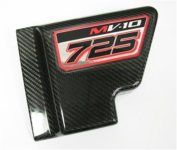 Cover, Carbon Fiber Front  (725)
