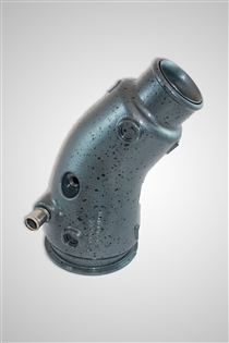 Adapter, Exhaust with Sleeve - Starboard
