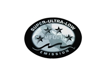 Label, Emissions 4-Star Hull