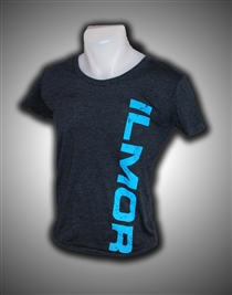 Women's Vertical Distressed Tee