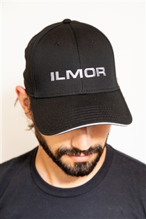Hat, Ilmor Logo - Gray Roundel Back