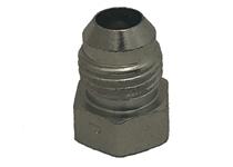 -6 AN Zinc Plated Plug