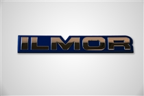 Decal, Ilmor Intake Blue