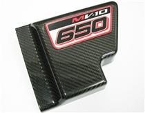 Cover, Carbon Fiber Front (650)
