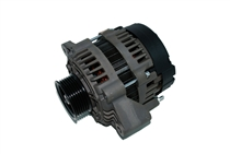 Alternator, 95 AMP with Pulley